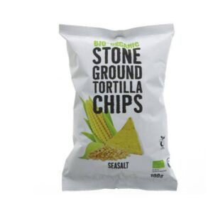 Stone ground tortilla chips Trafo