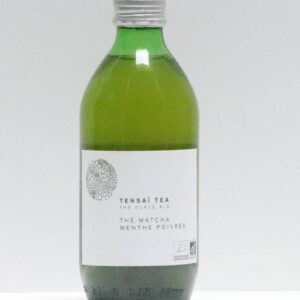 Tensaï tea Tea matcha peppermint 330 ml