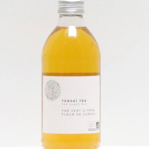 Tensaï tea lemon green tea elderflower 330 ml
