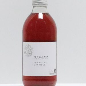 Tensaï tea white tea blueberry 330ml