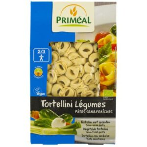 Tortellini stuffed with Vegetables 250g Primeal