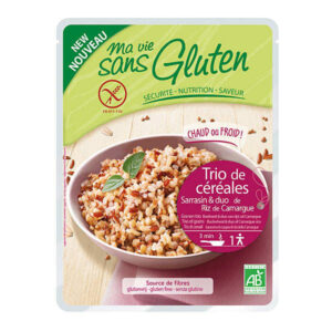 Trio of grains buckwheat duo of rice 220g Ma Vie Sans Gluten