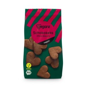 Veganz Chocolate Biscuits 150g