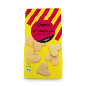 Veganz Lemon Biscuits 150g