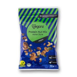 Veganz Protein Nut Mix Asian Style 50g