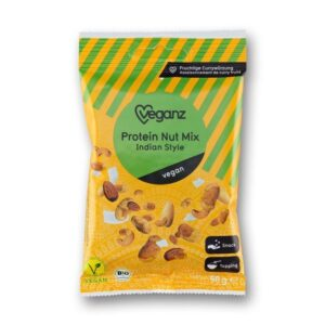 Veganz Protein Nut Mix Indian Style 50g