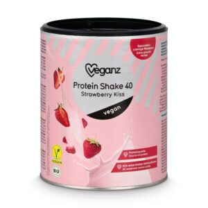 Veganz Protein Shake 40 Strawberry Kiss