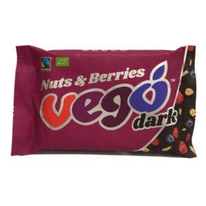 Vego Nuts Berries Chocolate Bar
