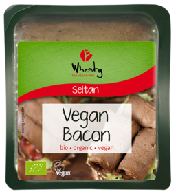 Wheaty Vegan Bacon