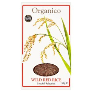 Wild Red Wholegrain Rice