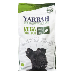 Yarrah Dog Vegan Dog Food Organic Chunks – 2 kg