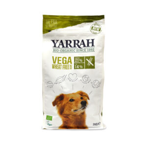 Yarrah Vega Wheat Free Organic Vegan Dog Food 2kg