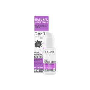 Instantly Smoothing Anti-ageing Night Cream 30ml - Sante