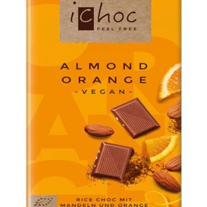 iChoc Almond Orange Organic