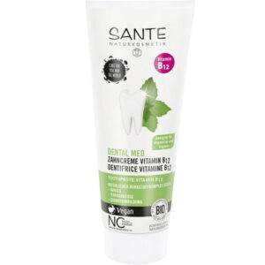 Organic Toothpaste with Vitamin B12 - Sante