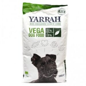 Vega Dog Food with Baobab & Coconut Oil (10kg) - Yarrah