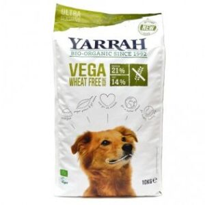 Vega Wheat Free Vegan Dog Food (10kg) - Yarrah