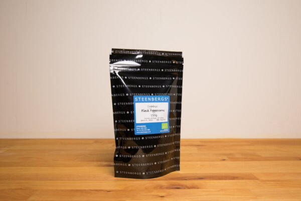 Black Peppercorns (Large Bag) - Steenbergs
