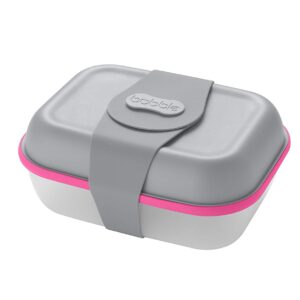 Bobble Box Grey-Pink