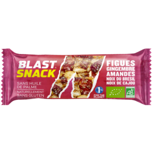 Fig Ginger & Almond Snack Bar