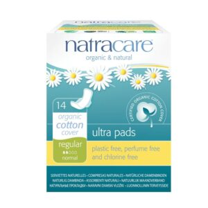Natracare Ultra Pads - Regular