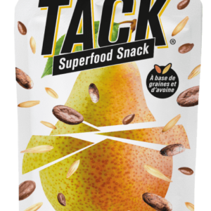 Pear Cocoa Oats & Linseed Superfood Snack