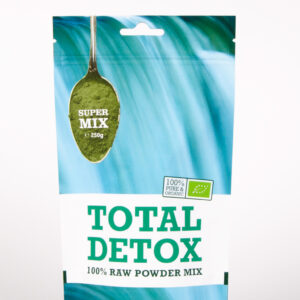 Total Detox organic Mix Powder 250g