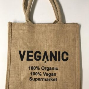 Veganic medium carrier bag