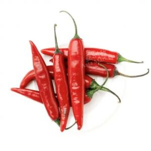 Chilli Pepper (1pc) 100% Organic