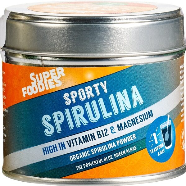 Spirulina (Blue) Power organic 200g