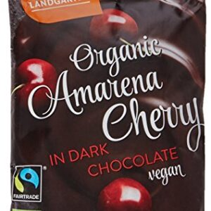 Amarena Cherries in Dark Chocolate
