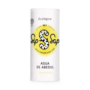 Birch Sap Water with Ginger & Lime – Sip Sap