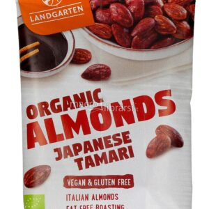Japanese Tamari Almonds