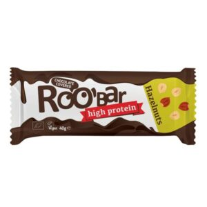 Protein Bar with Chocolate & Hazelnuts - Roobar