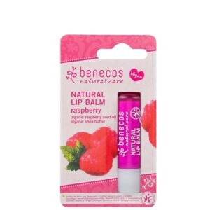 Natural Lip Balm - Raspberry 4.8g - Benecos
