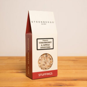 Cranberry & Apple Stuffing – Steenbergs