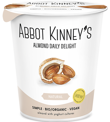 Almond Daily Delight Natural - Abbot Kinney's