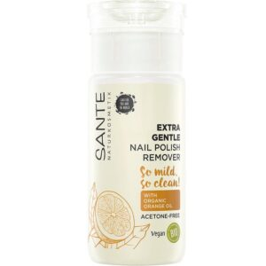 Extra Gentle Nail Polish Remover Sante