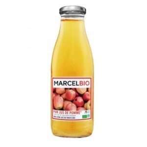 Apple Juice (750ml) - Marcel Bio