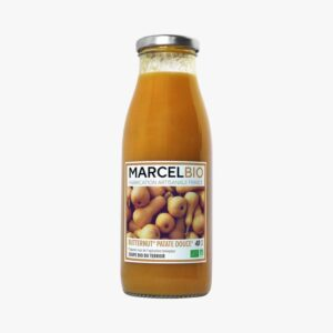 Butternut Squash & Sweet Potato Soup (480ml) (2portion) - Marcel Bio