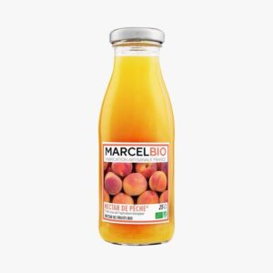 Peach Juice (250ml) - Marcel Bio