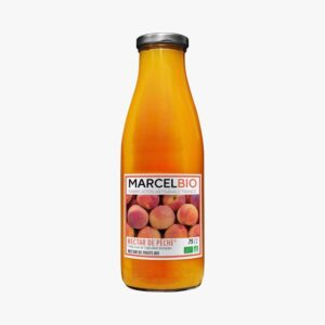 Peach Juice (750ml) – Marcel Bio