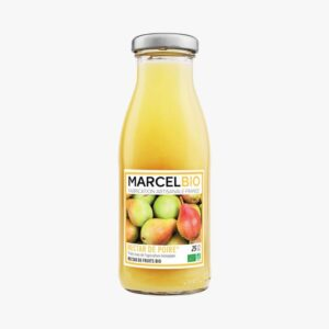 Pear Juice (250ml) - Marcel Bio
