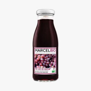 Grape Juice (250ml) - Marcel Bio