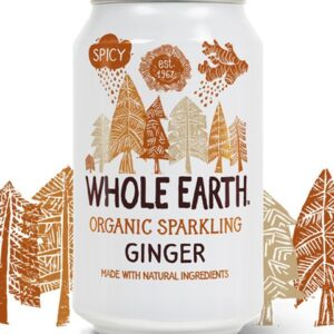 Sparkling Ginger Whole Earth