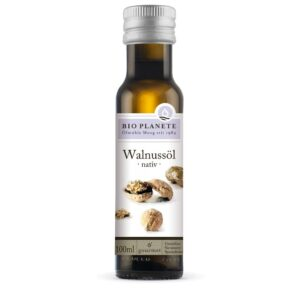 Walnut Oil Virgin - Bio Planète