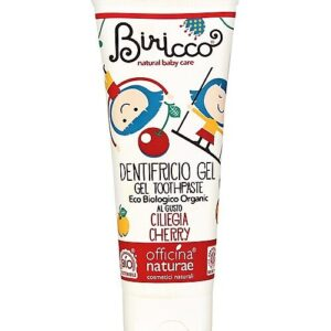 Baby & Child's Toothpaste Cherry - Officina Naturae