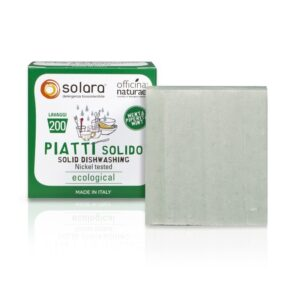 Dishwashing Block Mint Super Concentrated - Officina Naturae