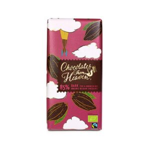 85% Dark Peru & Dominican - Chocolates from Heaven