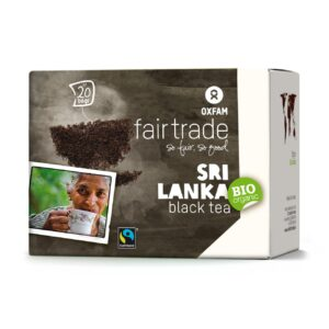 Black Tea - Oxfam